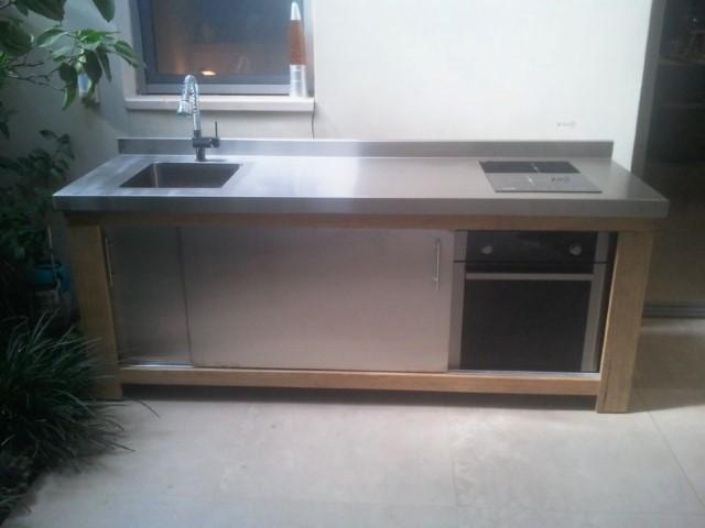 תנור צלייה ואפייה כיריים גז1