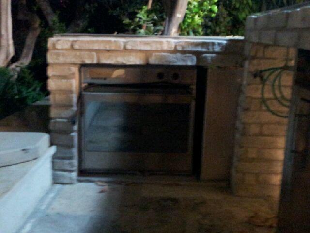 תנור צלייה ואפייה כיריים גז2